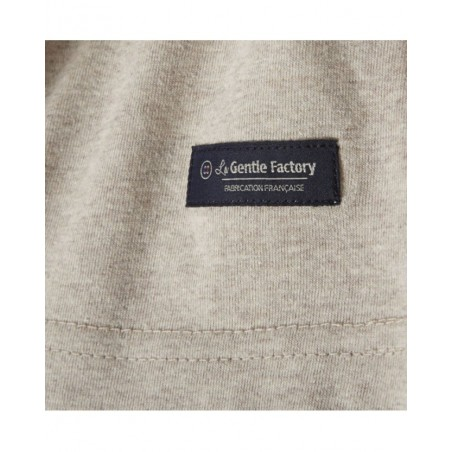 T-shirt en coton recyclé - La gentle factory